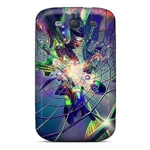 Popular WhRivera New Style Durable Galaxy S3 Case (nnP4654YBTG)