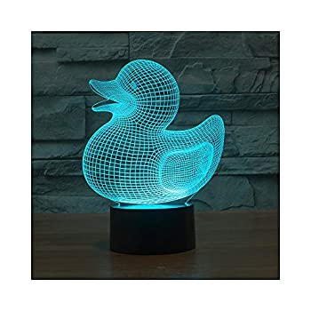 3D Visual Stereo Night Light Personalized LED Decorative Lights Table Lamps Night Light