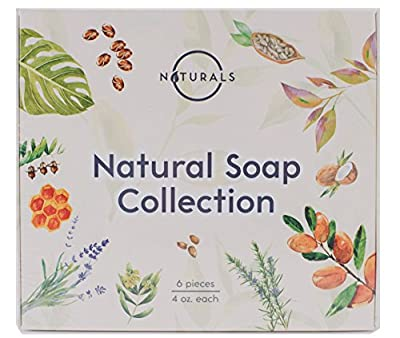 Natural Soap Collection - Black & Citrus Kit