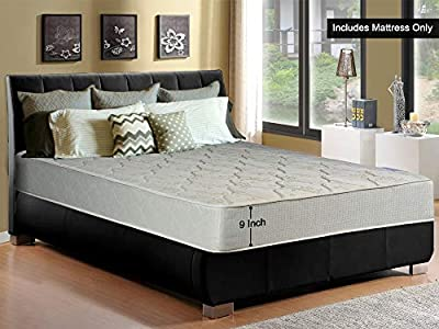 Mattress Solution, 9-inch Fully Assembled Orthopedic Mattress , 75x44, Classic Collection