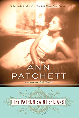 Don't miss today's 70% one-day price cut on the bestselling debut that launched a remarkable career!  THE PATRON SAINT OF LIARS by Ann Patchett