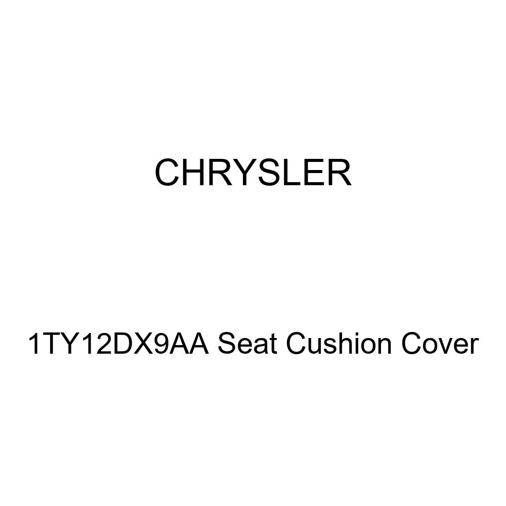 Genuine Chrysler 1TY12DX9AA Seat Cushion Cover