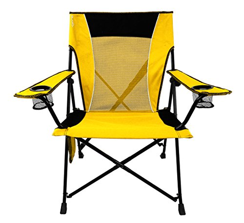 Kijaro Folding Haleakala Sunrise Yellow