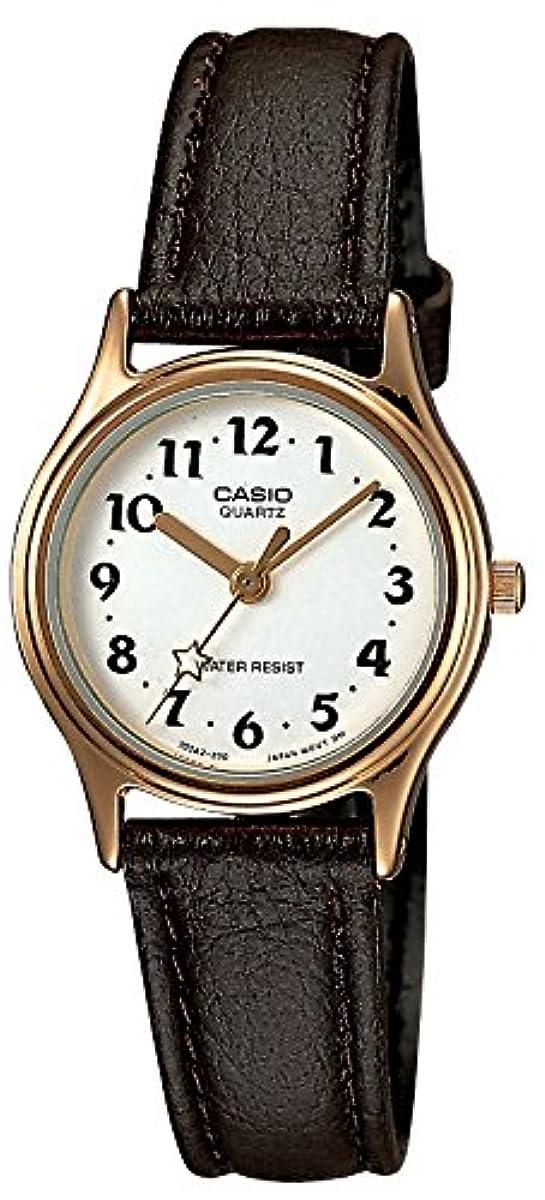 [해외] [카시오] 손목시계 스탠다드 LQ-398GL-7B3 브라운