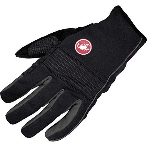 Castelli Chiro 3 Gloves Black/Anthracite, S – Men's
