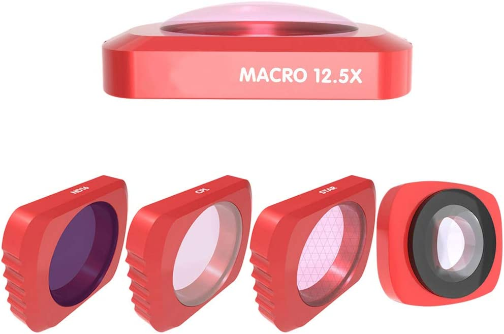 Meijunter UV Lens for DJI Osmo Pocket Ultraviolet Protection MRC Waterproof Anti Scratch Magnetic Quick Swapping Camera Filter
