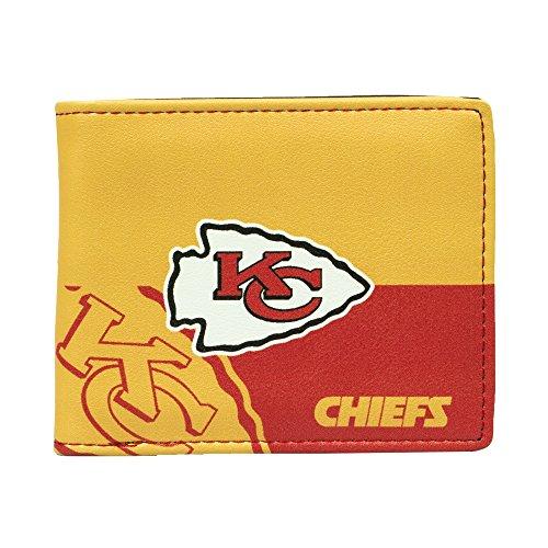 NFL Kansas City Chiefs Bi-fold Wallet