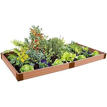 Amazon Com Just Add Lumber Vegetable Garden Kit 8 X8