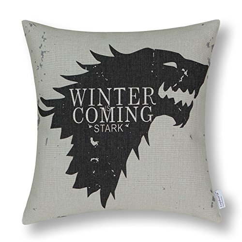Game of Thrones Houses 18″ X 18″ Pillow Covers