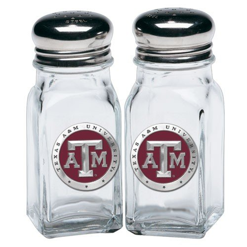 Texas A&M Aggies Salt and Pepper Shaker Set ()