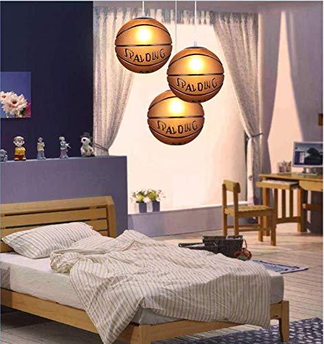 Techo de baloncesto industrial salón lámpara LED regulable en ...