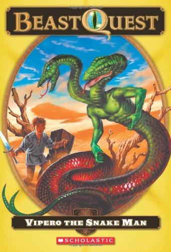Vipero: the Snake Man (Beast Quest, No. 10) PDF