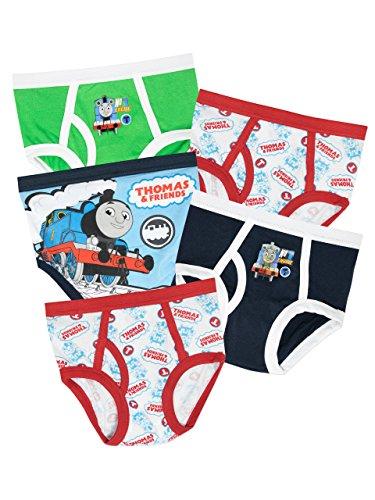 Thomas The Tank Boys' Thomas The Tank Engine Underwear Size - Hamper Friends