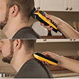Wahl Groom Pro Total Body Grooming Kit, High-Carbon Steel Blades, Hair Clippers for Full-Body Hair Trimmer Use #79520-3101P