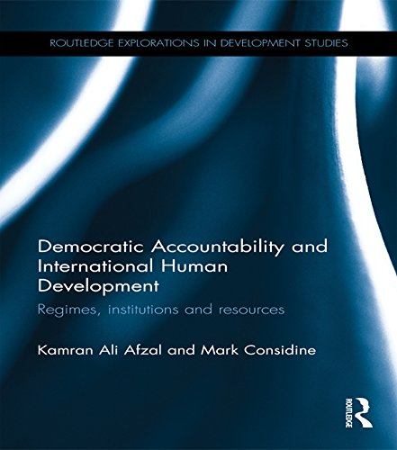 Download Democratic Accountability and International Human Development: Regimes, institutions and resources Pdf