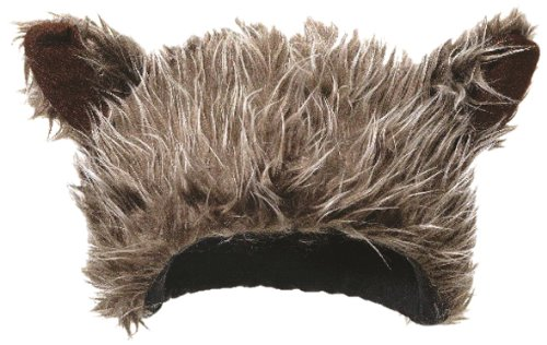 Jacobson Hat Company Adult Wolf Hat - Werewolf Head Costumes