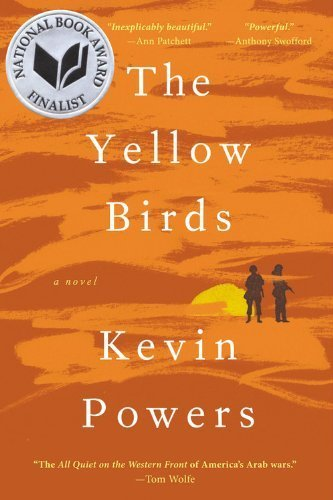 Book cover from The Yellow Birdsby Kevin Powers