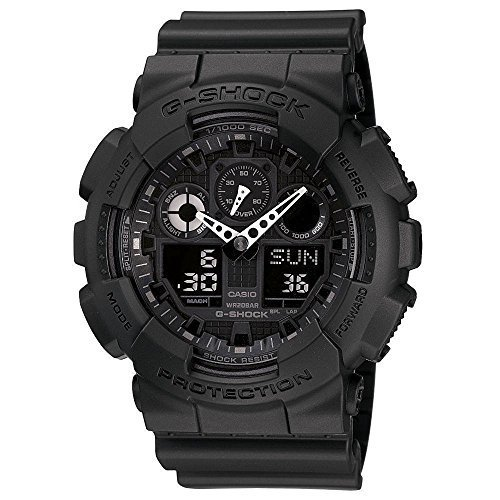 Casio G-Shock Men's Big Combi Military Series Watch, Black, One Size ()