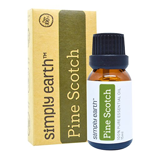 Pine Essential Oil by Simply Earth - 15 ml, 100% Pure The...