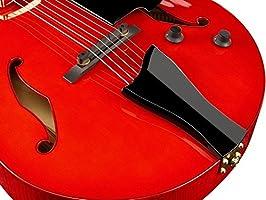 Ibanez AFC151 SRR Guitarra Eléctrica Semicaja: Amazon.es ...