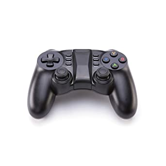 Controlador de juego Gamepad inalámbrico inalámbrico S800 Bluetooth para PC / PS3 / Android / iOS
