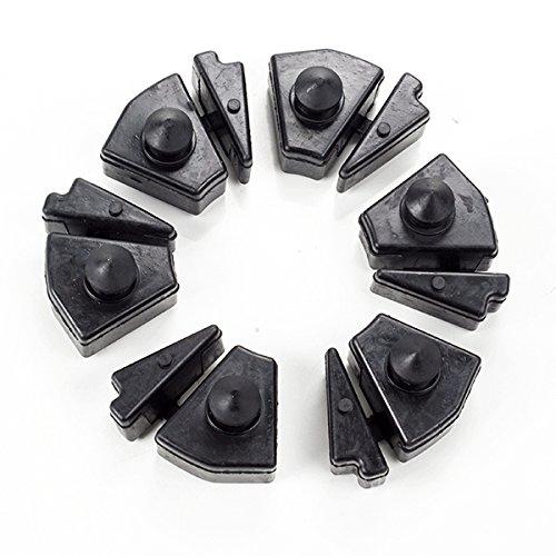 Cush Drive Rubbers 6 Studs Fixing for Lexmoto, Romet (CSDR016)