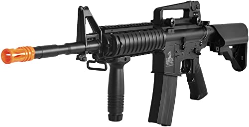 Lancer Tactical LT-04B SOPMOD M4 AEG Metal Gear Black LT-04B