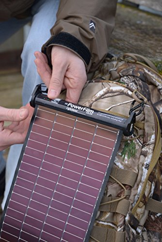 LightSaver USB Roll-up Solar Charger - Battery Bank by PowerFilm Solar (Image #2)