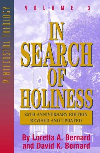 Search Holiness Loretta Bernard ebook product image