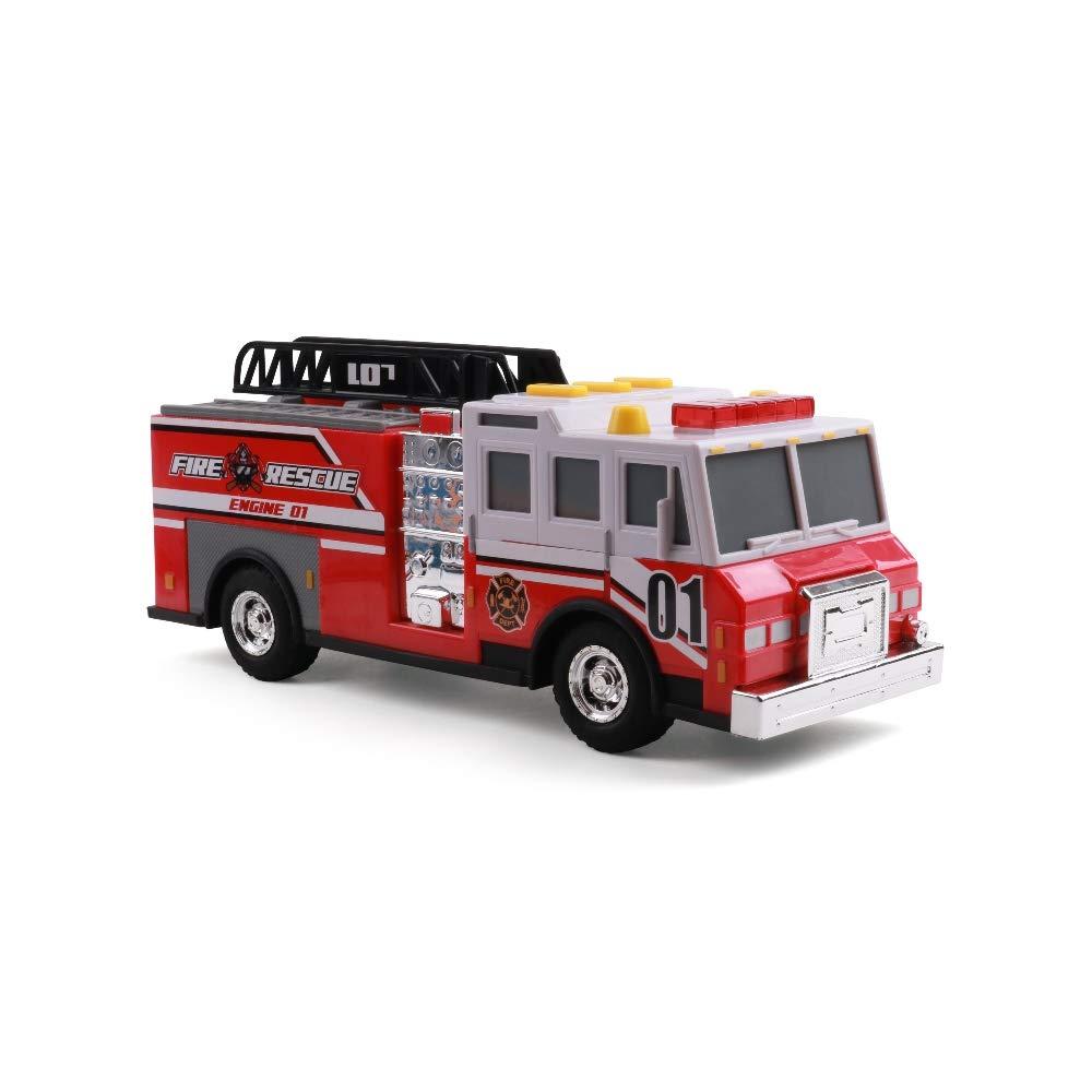 Mighty Fleet 57126a Fire Engine