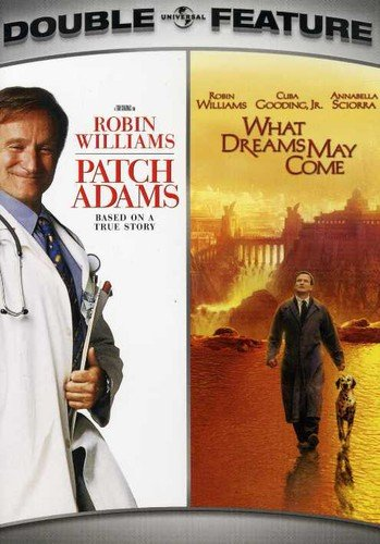 Patch Adams / What Dreams May Come (Double Feature) (Patch Adams What Dreams May Come)