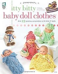 Itty Bitty Baby Doll Clothes (Annie's Attic: Crochet)