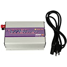 iMeshbean 300W MPPT Grid Tie Power Inverter DC 10.8V ~ 30V for Solar Panel System Pure Sine Wave USA