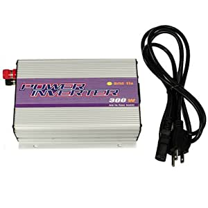 iMeshbean® 12V 300W 300 Watt Micro Grid Tie Power Inverter Solar MPPT Expedited Shipping USA Seller