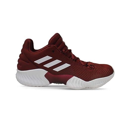 adidas SM Pro Bounce 2018 Low Team Zapatillas de Baloncesto ...