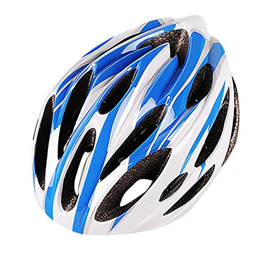 Price comparison product image Boofab Adult Safety Helmet Adjustable Road Cycling Mountain Bike Bicycle Helmet Ultralight Inner Padding Chin Protector and visor (D)