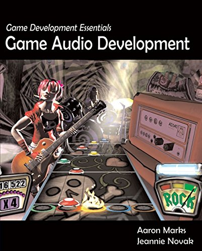 Game Development Essentials: Game Audio Development by Cengage Learning