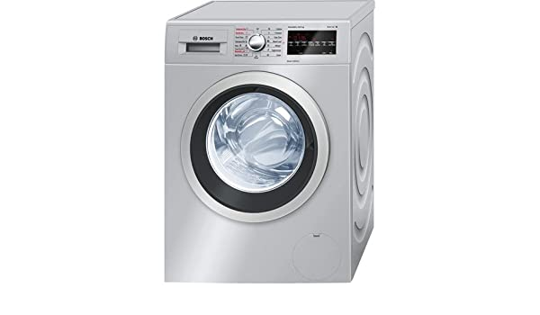 Bosch Serie 6 WVG3046SGB Independiente Carga frontal 8kg 1500RPM A ...