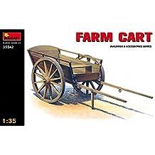 Mini Art Plastics Farm Cart
