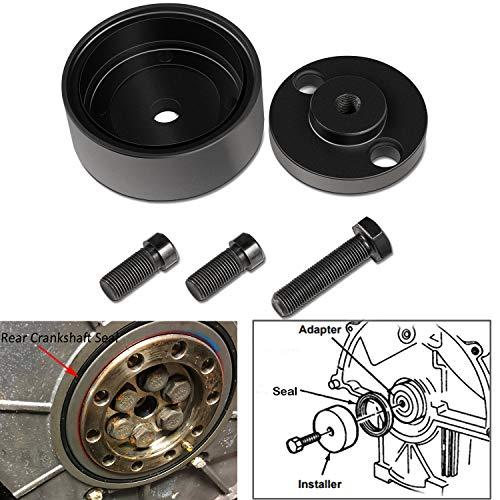 7834 Rear Crankshaft Seal Installer Alternative to OTC 7834,Ford No. 303-5524 for Ford 1993-1997 Aerostar; 1993-2004 Ranger and Explorer w/ 4.0L V6 Engine