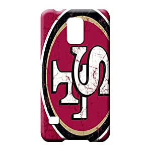 samsung galaxy s5 phone carrying covers Unique Sanp On Forever Collectibles san francisco 49ers nfl football