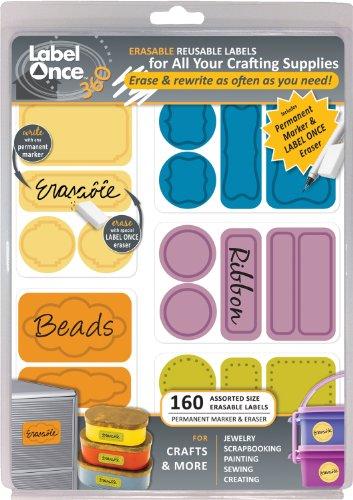 Jokari Crafts Erasable Labels Eraser product image