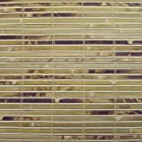 Cordless Woven Wood Roman Shades, 26W x 36H, Winthrop Tortoise, Sizes 20-72 Wide and 24-72 High