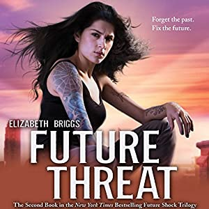 Future Threat Hörbuch