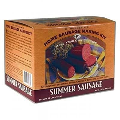Hi Mountain Jerky Original Summer Sausage Kit