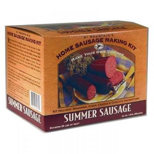 - Mountain Jerky - Original Summer Sausage Kit - Make Your Own Sausage