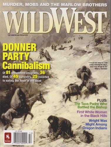 West Magazine Wild (Wild West Magazine December 2013)