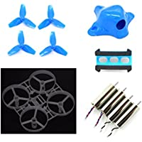 BETAFPV 75mm Tiny Whoop Frame Kits with 3-blades Props 7x20mm 17500KV Motors