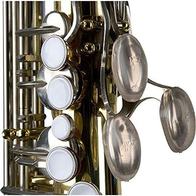 Pro Tec A351 Saxophone Palm Key Risers by Pro Tec