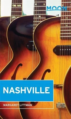 Moon Nashville Handbooks Margaret Littman product image